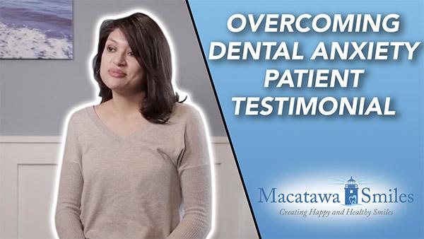 Holland Michigan Dentist Dental Anxiety