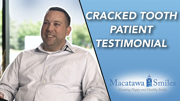 Holland Michigan Dentistry Cracked Tooth